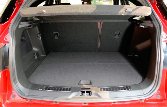 багажное отделение Landwind X7