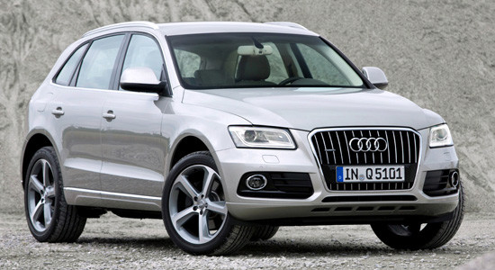 Audi Q5 (2008-2016) на IronHorse.ru ©