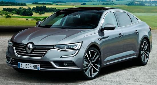 Renault Talisman (седан) на IronHorse.ru ©