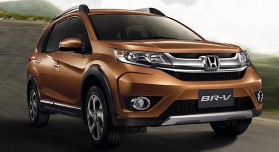Honda BR-V на IronHorse.ru ©