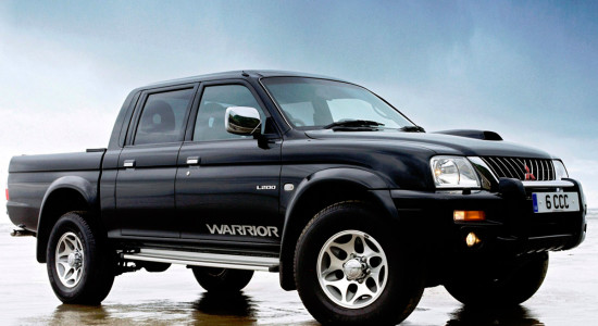 Mitsubishi L200 3 (1996-2005) на IronHorse.ru ©