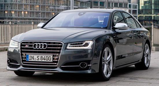 Audi S8 (2017-2018) на IronHorse.ru ©
