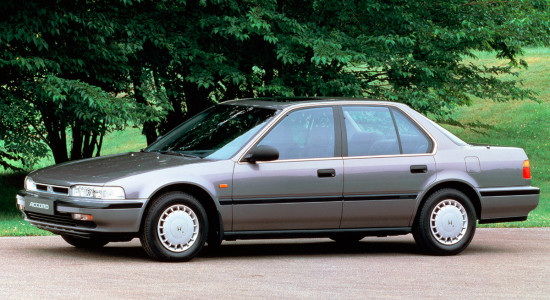 Honda Accord 4 (1989-1993) на IronHorse.ru ©