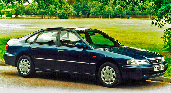 Honda Accord 5 (1993-1998) на IronHorse.ru ©