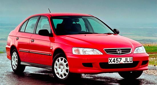 Honda Accord 6 (1998-2002) на IronHorse.ru ©