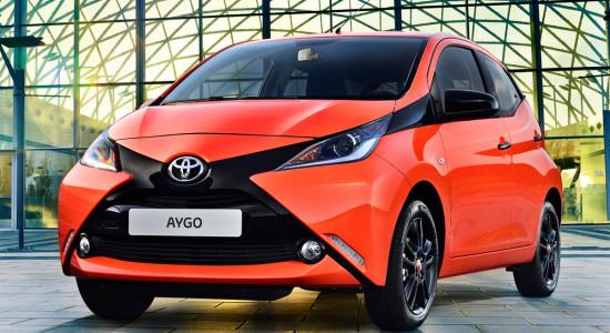 Toyota Aygo (2016-2017) на IronHorse.ru ©