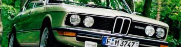BMW 5-series (E12) на IronHorse.ru ©