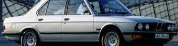 BMW 5-series (E28) на IronHorse.ru ©