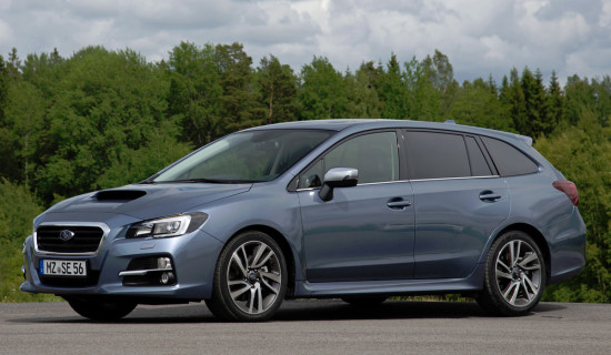 Subaru Levorg 2015-2016