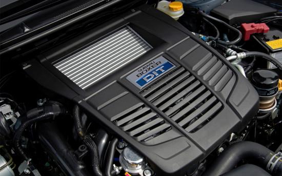 под капотом Subaru Levorg