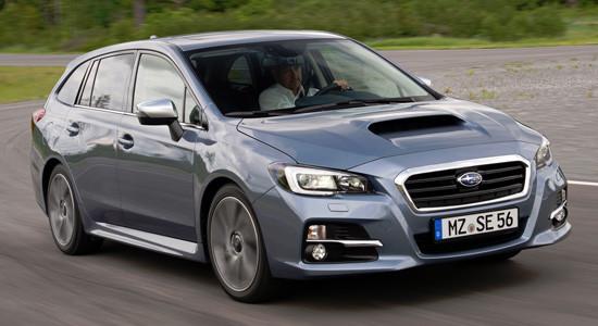 Subaru Levorg (2016-2017) на IronHorse.ru ©