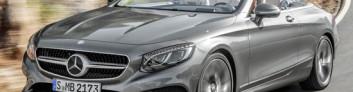 Mercedes-Benz S-class Cabriolet (2016) на IronHorse.ru ©