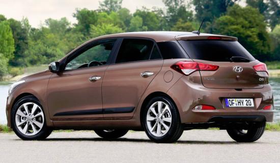 Hyundai i20 второго поколения
