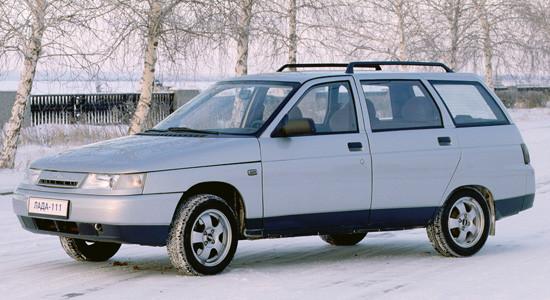 Lada 111 (ВАЗ-2111) на IronHorse.ru ©