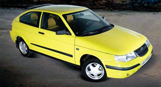 Lada 112 Coupe (ВАЗ-21123) на IronHorse.ru ©