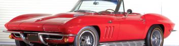 Chevrolet Corvette C2 (1963-1967) на IronHorse.ru ©