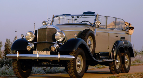 Mercedes-Benz G4 в IronHorse.ru ©