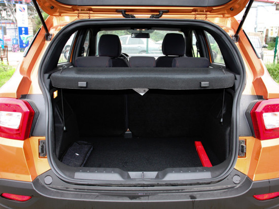 багажник паркетника V3