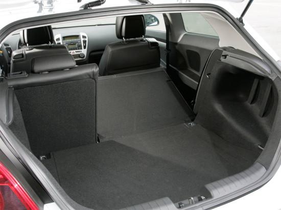 багажник первого pro ceed