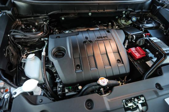 под капотом Mitsubishi New ASX