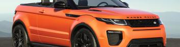 Range Rover Evoque Convertible на IronHorse.ru ©