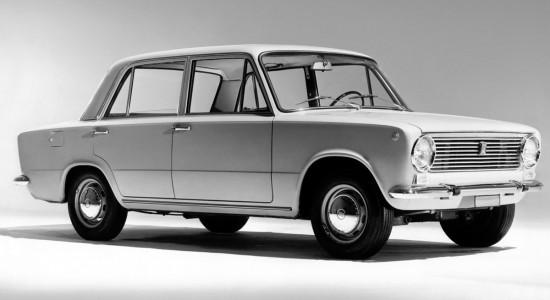 Fiat 124 (1966-1974) на IronHorse.ru ©