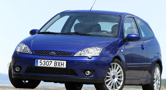 Ford Focus ST170 на IronHorse.ru ©