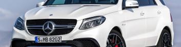 Mercedes-AMG GLE 63 (W166) на IronHorse.ru ©