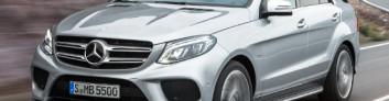 Mercedes-Benz GLE-Class (W166) на IronHorse.ru ©