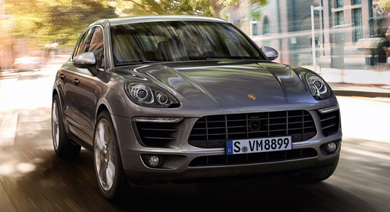 Porsche Macan S Diesel на IronHorse.ru ©