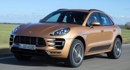 Porsche Macan Turbo на IronHorse.ru ©