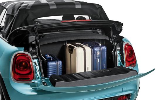 багажник Mini Cabrio F57