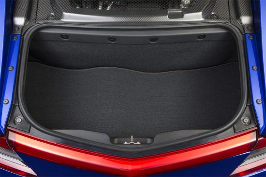 багажник Acura NSX