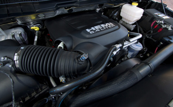 V8 HEMI 6.4