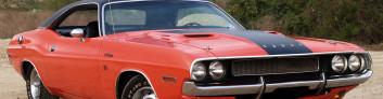 Dodge Challenger (1970-1974) на IronHorse.ru ©