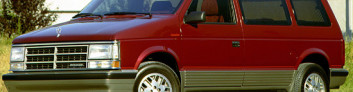Dodge Caravan I (1983-1990) на IronHorse.ru ©