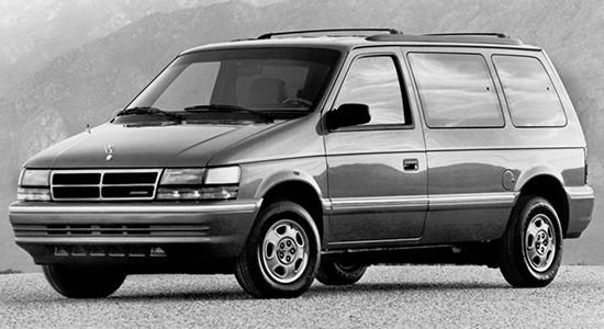 Dodge Caravan II (1990-1995) на IronHorse.ru ©