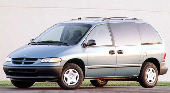 Dodge Caravan III (1995-2000) на IronHorse.ru ©