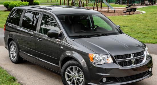 Dodge Grand Caravan V (2007-2016) на IronHorse.ru ©