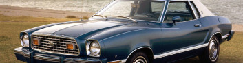 Ford Mustang 2 (1973-1978) на IronHorse.ru ©
