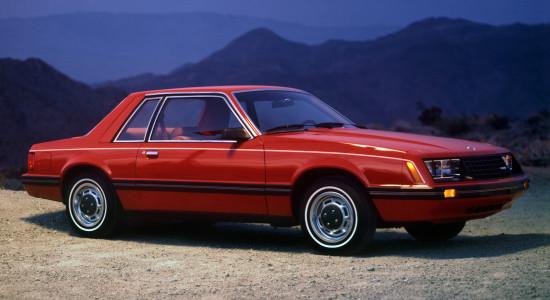Ford Mustang 3 (1979-1993) на IronHorse.ru ©