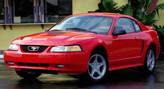 Ford Mustang 4 (1994-2004) на IronHorse.ru ©