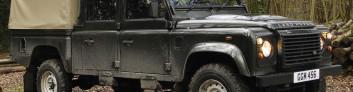 Land Rover Defender Pickup на IronHorse.ru ©