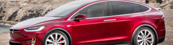 Tesla Model X на IronHorse.ru ©