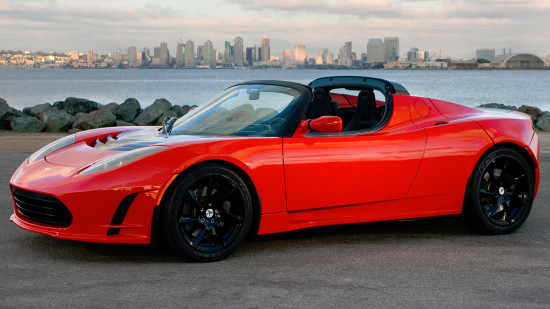 Tesla Roadster (2008-2012)