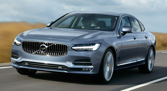 Volvo S90 (2016-2017) на IronHorse.ru ©