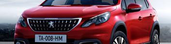 Peugeot 2008 (2017-2018) на IronHorse.ru ©