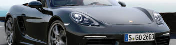 Porsche 718 Boxster на IronHorse.ru ©