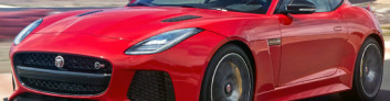 Jaguar F-Type SVR на IronHorse.ru ©