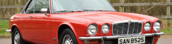 Jaguar XJ (Series 2) 1973–1979 на IronHorse.ru ©